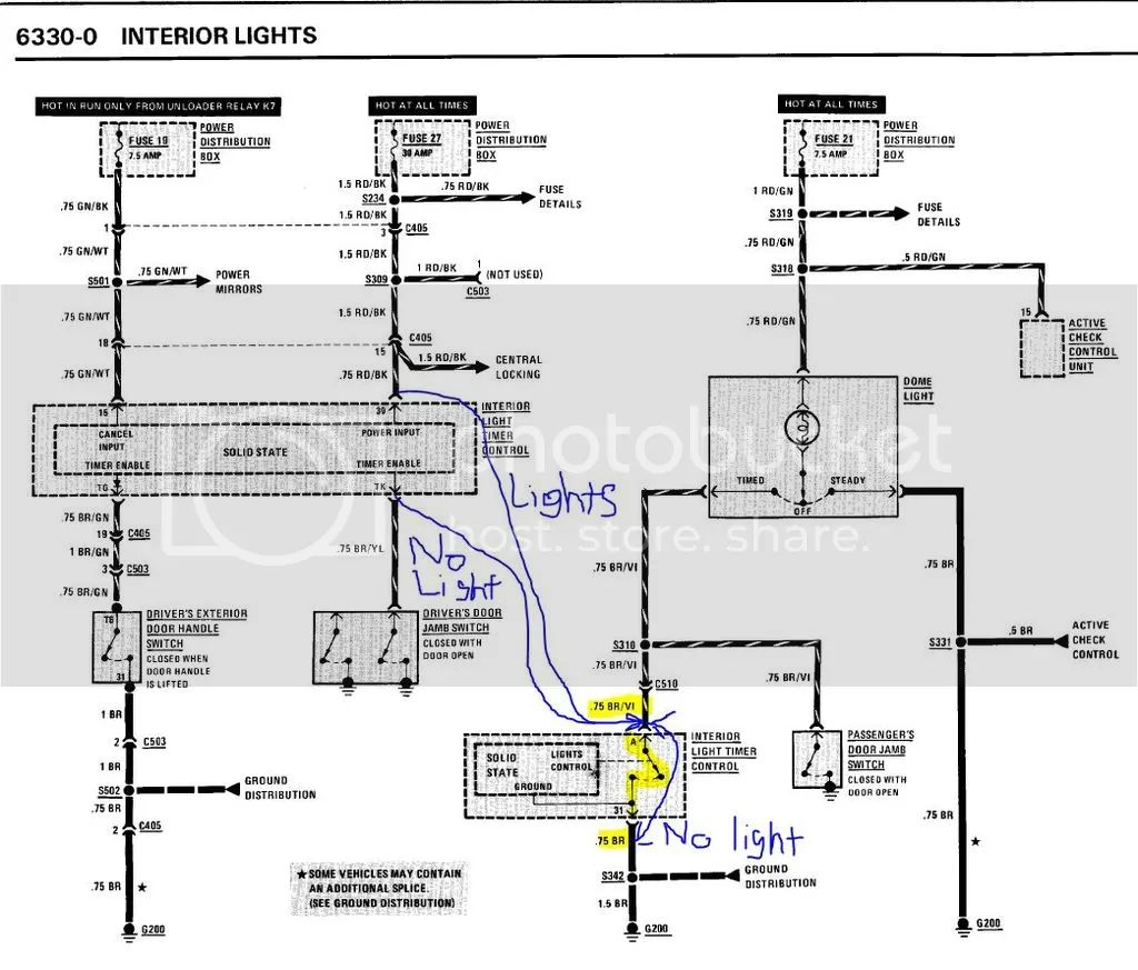 bmw central locking wiring diagram