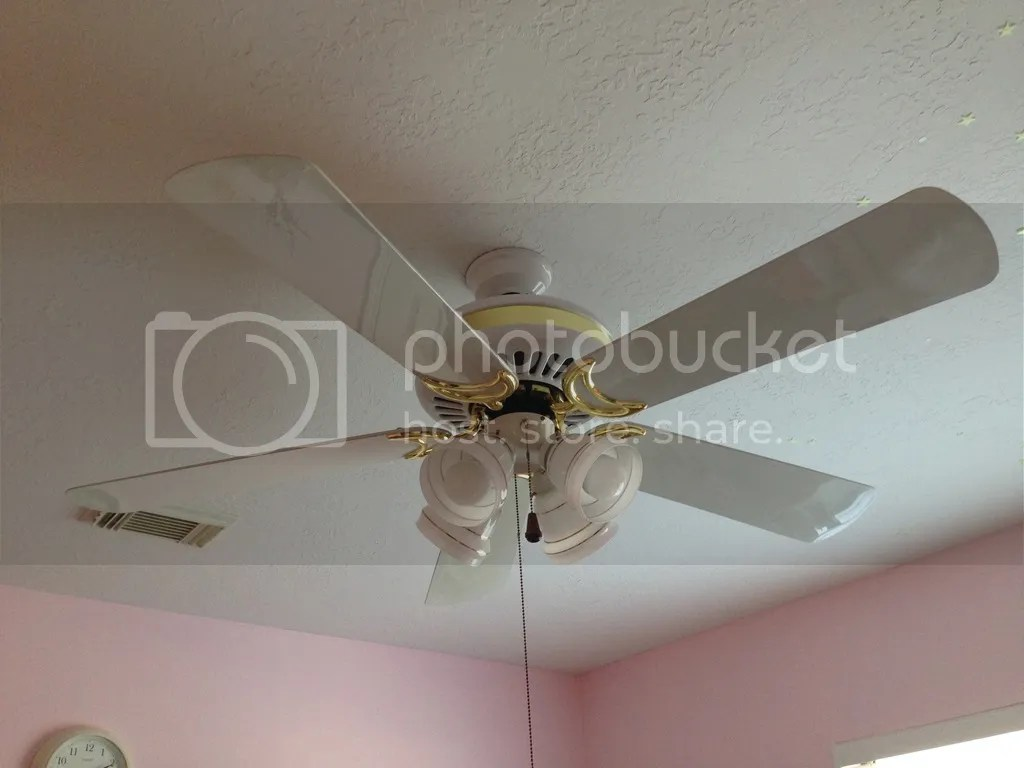 White Gold Ceiling Fan Fans In My House Vintage Ceiling Fans Com Forums