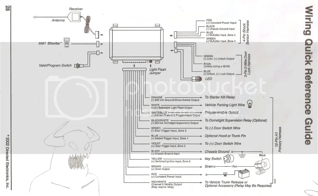 Viper Alarm 5902 Wiring Diagram Index listing of wiring diagrams