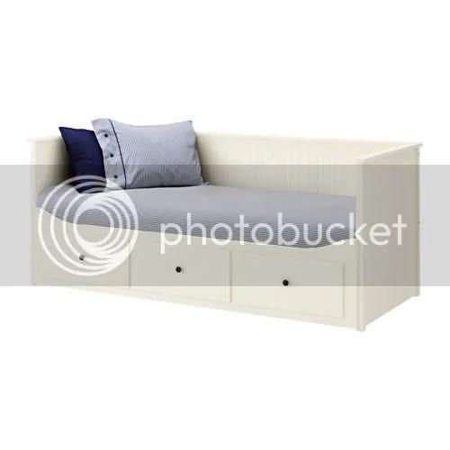 Lozko Ikea Biale