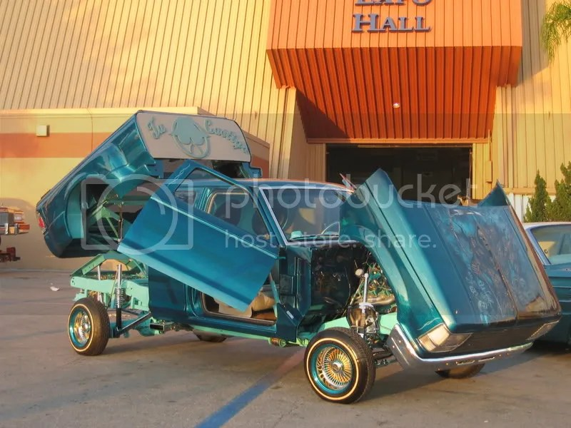 Regal 4x4 Custom Radical Lowrider Truck Fully Built