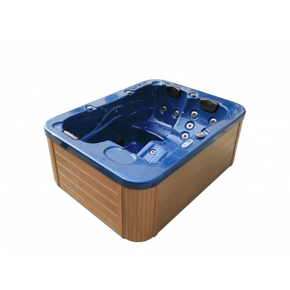 Outdoor Whirlpool Cheap Blue Hot Tub Whirlpool Spa Bath Outdoor Lagoon