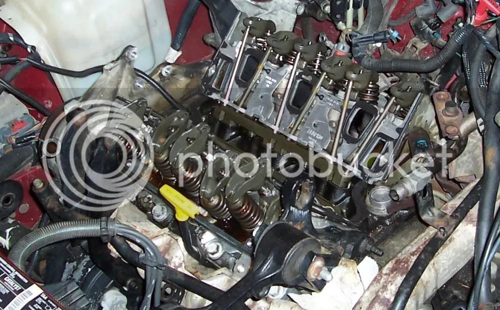 3100 motor, rocker arm questions - Powertrain - W-body Community