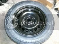 "Tire Rack 16"" snow rim/tire combo"