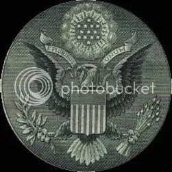 great seal dollar photo: The Seal on the Dollar Bill GreatSealofAmerica.jpg