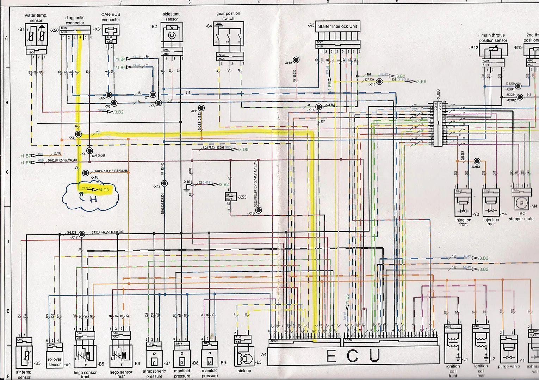 ktm duke 2 wiring diagram