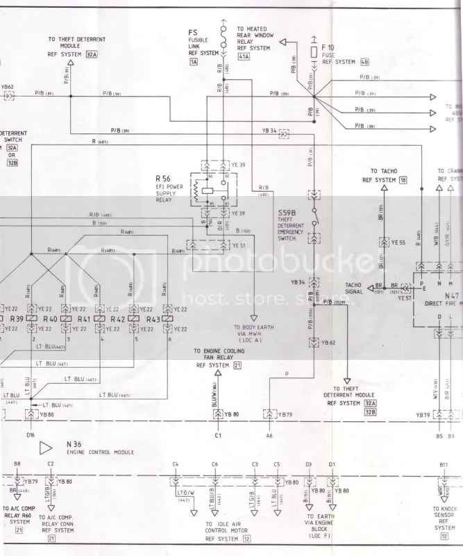 Vr Ecu Wiring Diagram - Wiring Diagrams