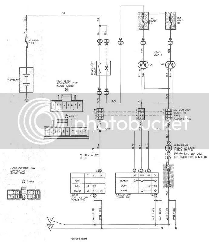 toyota 5l engine wiring diagram