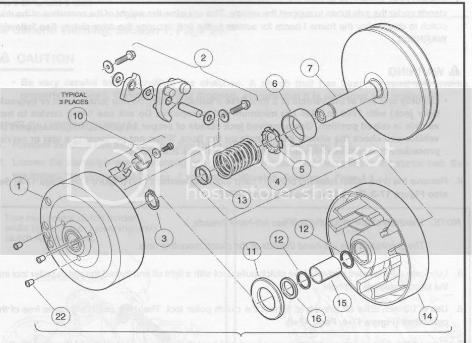 Yamaha Golf Cart Driven Clutch Diagram Wiring Schematic Diagram