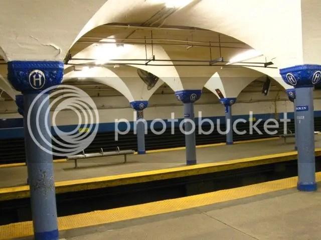 hoboken path station 2