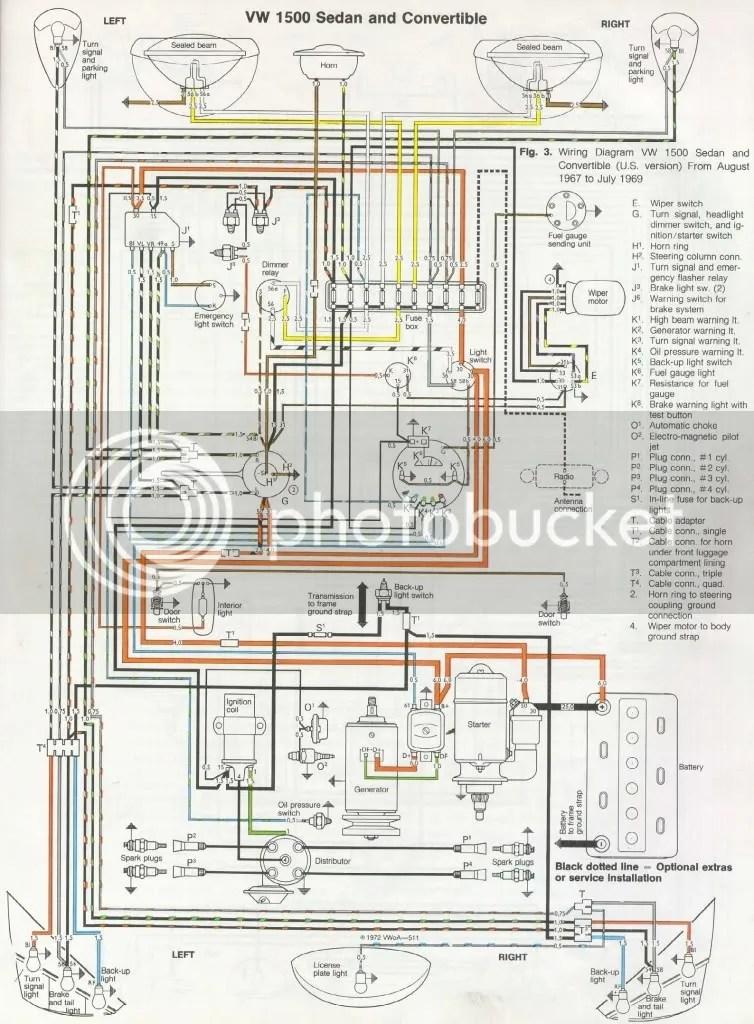 Type 1 Wiring Diagrams - PIX Thread - Shoptalkforums