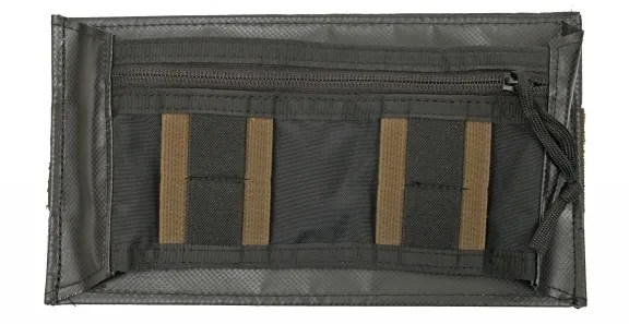 The included Accessory Pouch