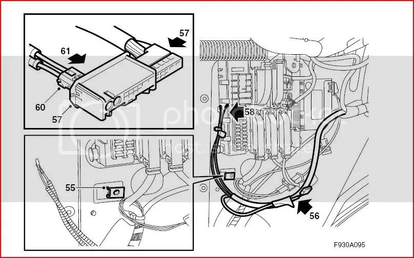 2004 saab 9 5 wiring diagram