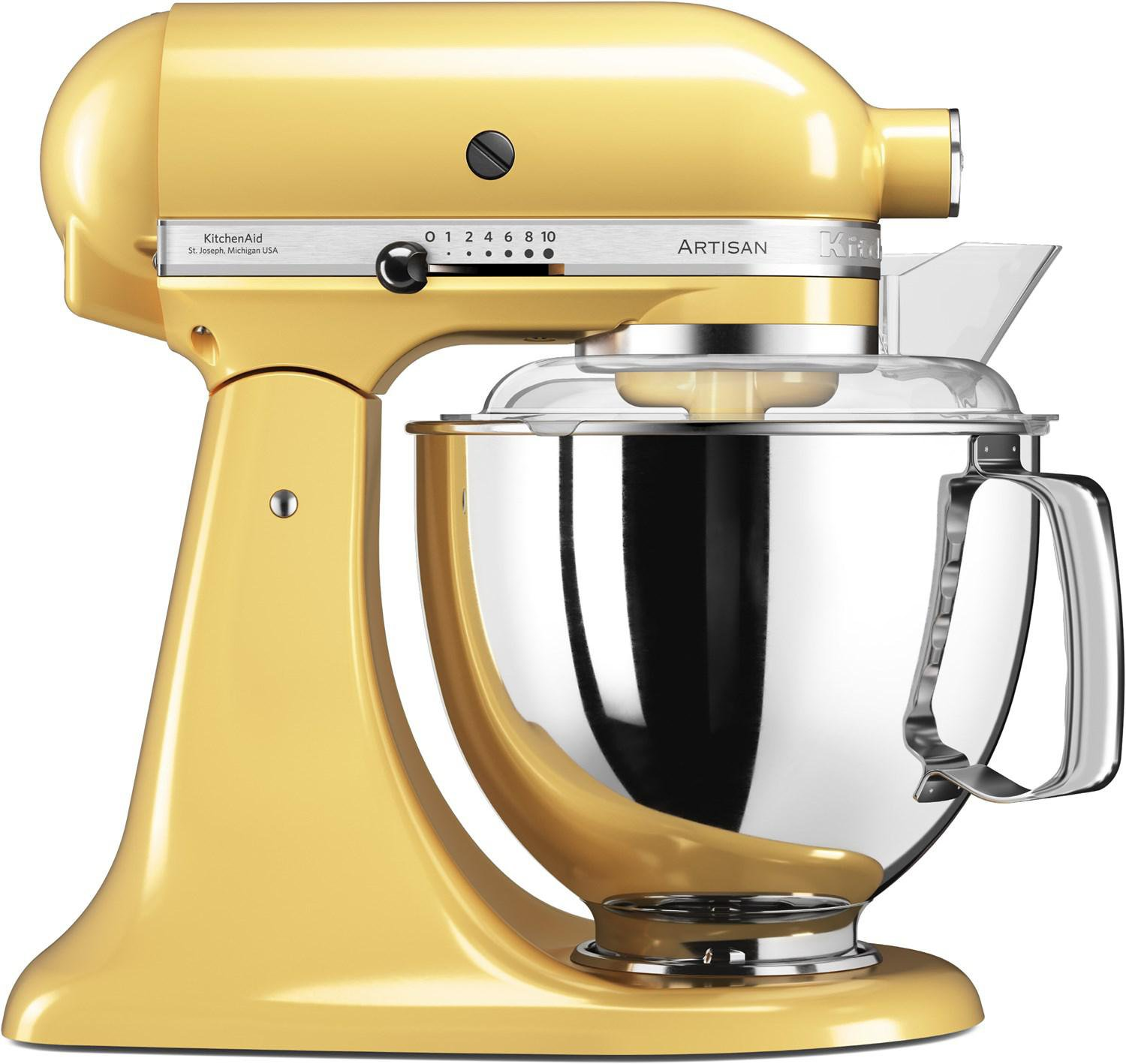 Kitchenaid Artisan Gelb Kitchenaid Artisan 5ksm175ps Emy Pastellgelb