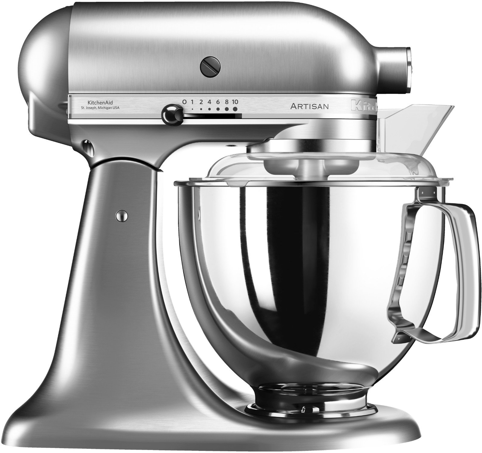 Kitchenaid Küchenmaschine Idealo Kitchenaid Artisan 5ksm175ps
