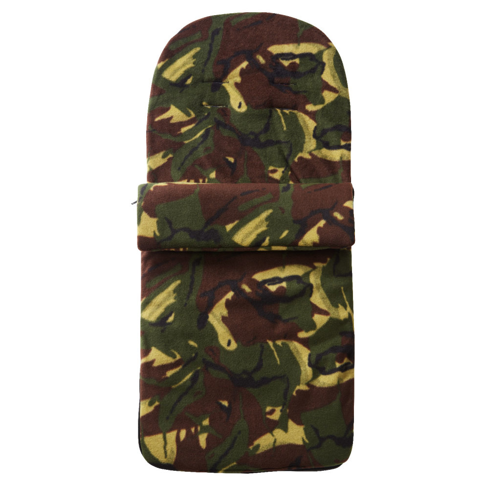 Maxi Cosi Car Seat On Mothercare Xpedior Fleece Footmuff Compatible With Mothercare Xtreme Camouflage