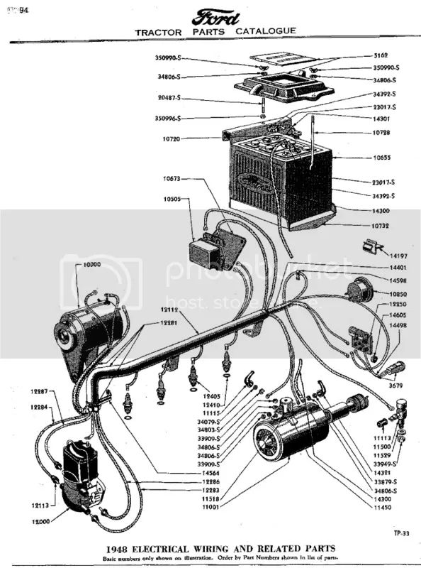 farmall 806 gas wiring diagram