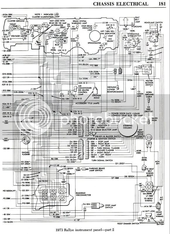 Wiring Diagram 73 Cuda Online Wiring Diagram