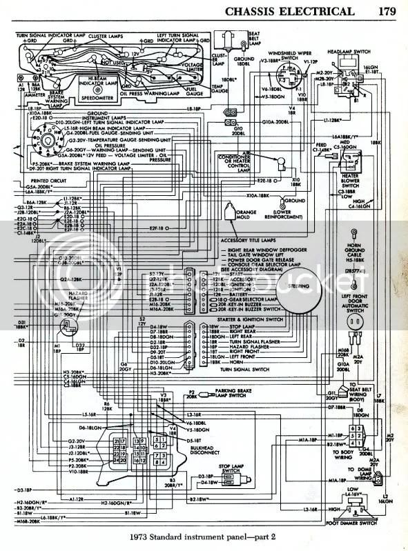 1968 Satellite Wiring Diagram Wiring Diagrams
