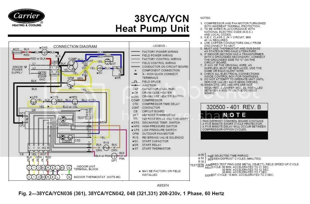 Wiring Diagrams Carrier Electronic Schematics collections