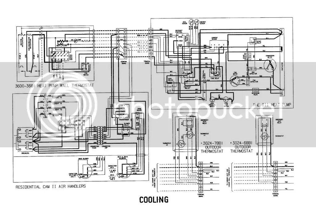 wiring pumps heat diagrams york coleman