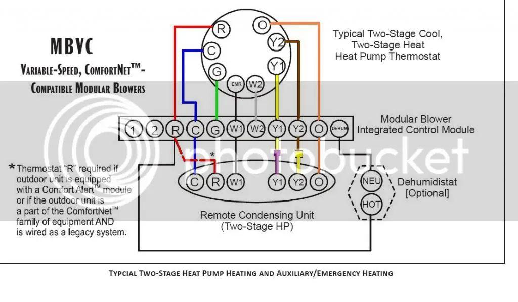 thermostat wiring jumper