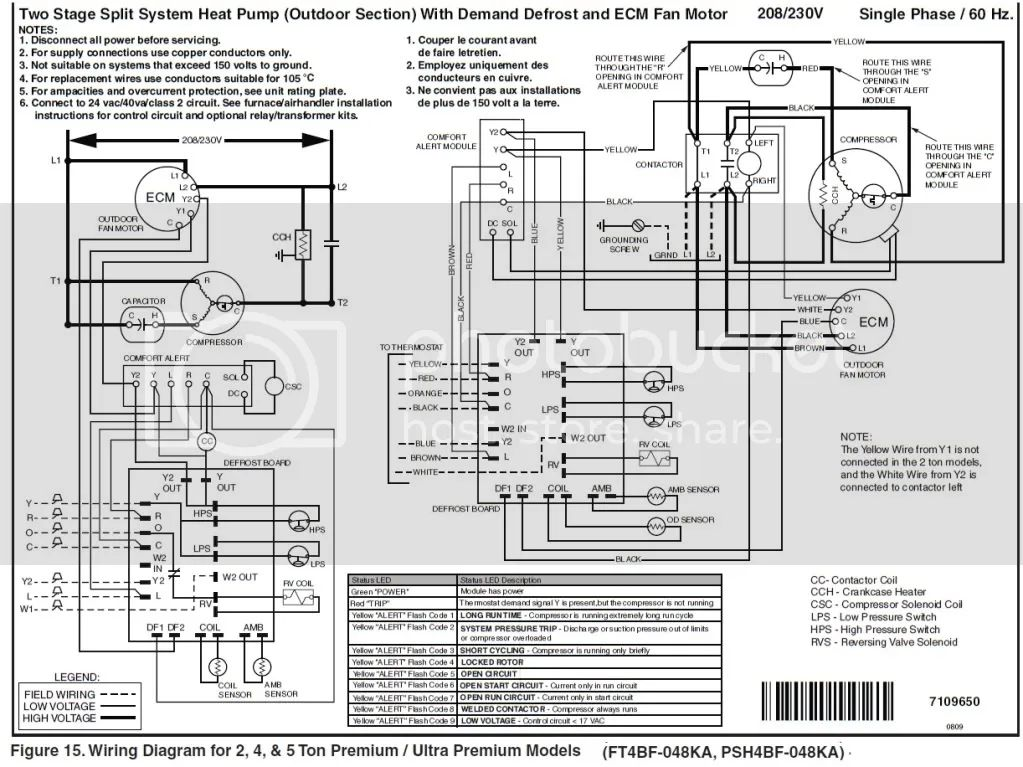 nordyne heat strip wiring diagram