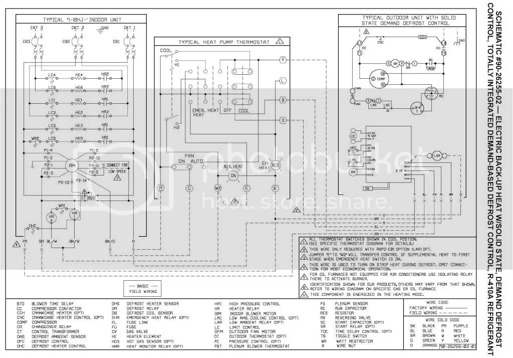 rheem heat pump wiring diagram pdf