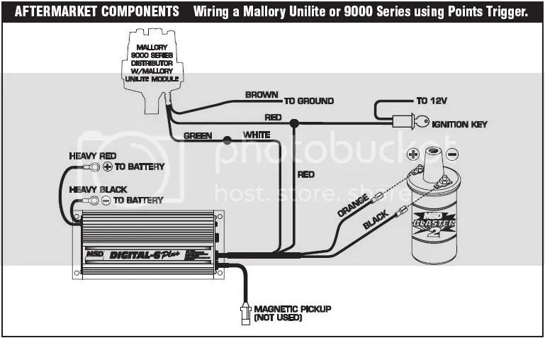 msd wiring diagrams pn6426