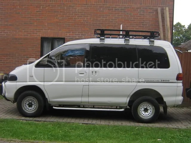 Mitsubishi Delica Owners Club Uktm View Topic Full