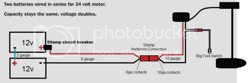 Big Foot Trolling Motor Switch Wiring Diagram - 311nuerasolar \u2022