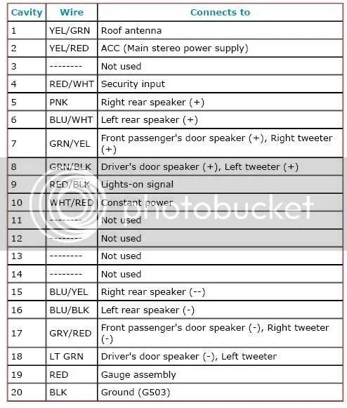 2003 S2000 Radio Wiring Harness Online Wiring Diagram