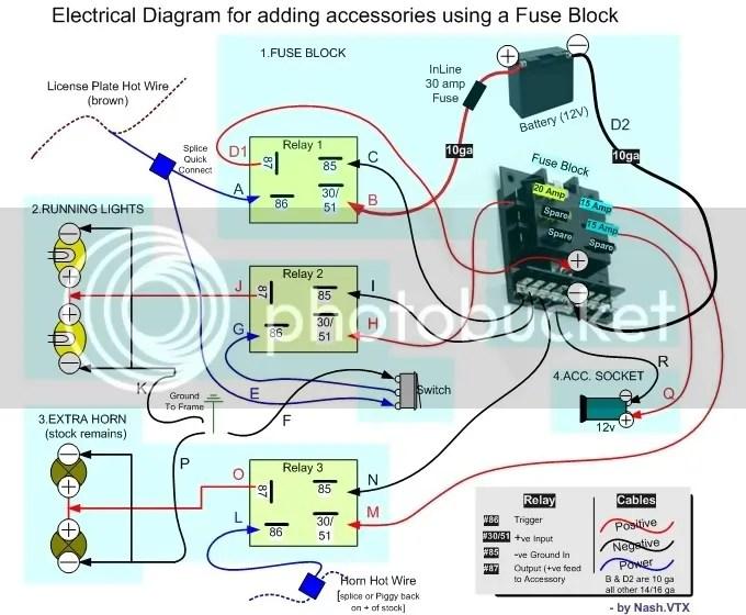 Vtx 1800 C Wiring Diagram - Data Wiring Diagram