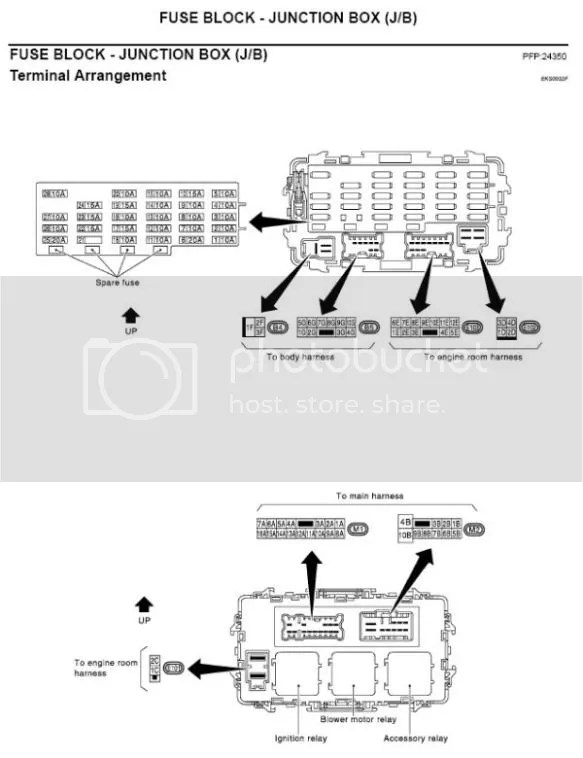 2006 Nissan Sentra Fuse Box Location Index listing of wiring diagrams