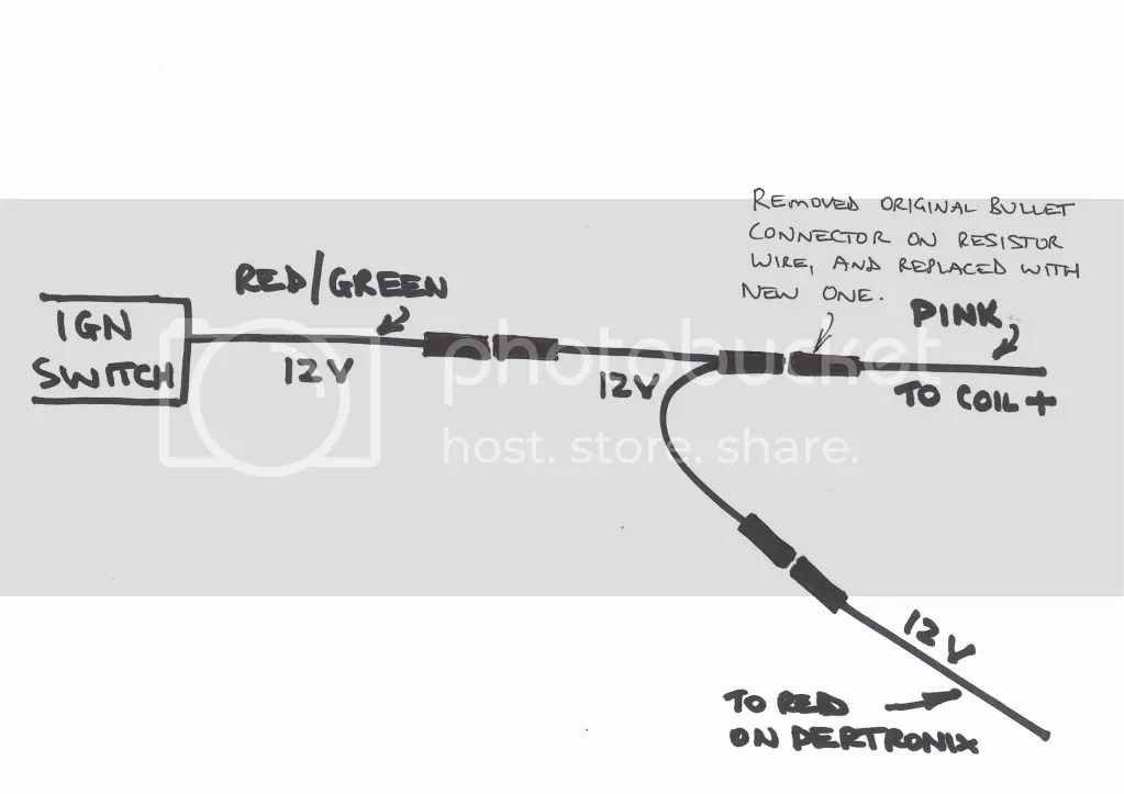 Pertronix Wiring Diagram For A 1972 F100 Wiring Schematic Diagram