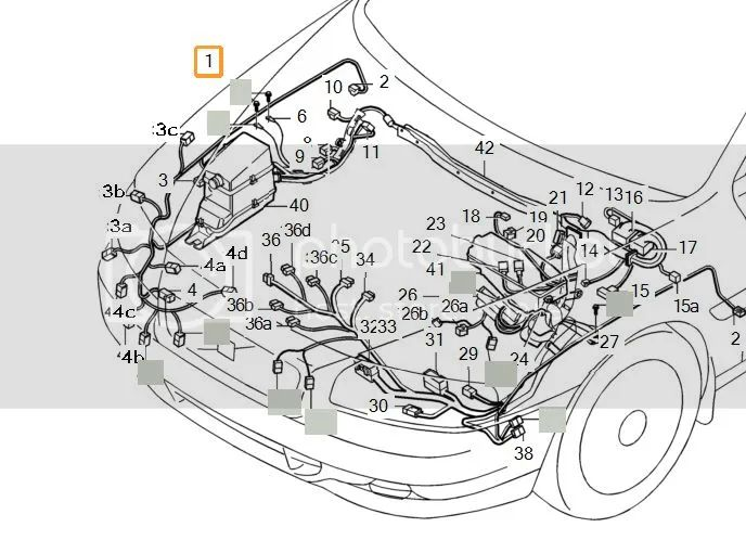 2010 volvo c30 fuse box location