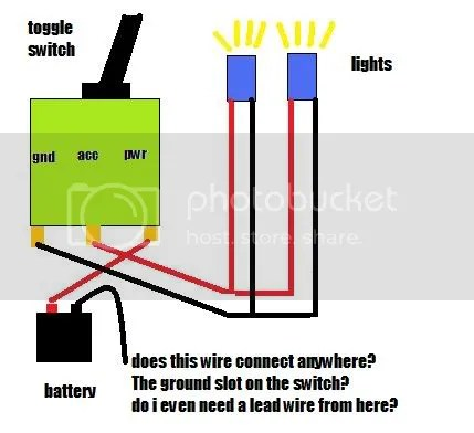 12 Volt 3 Wire Switch Diagram Wiring Schematic Diagram