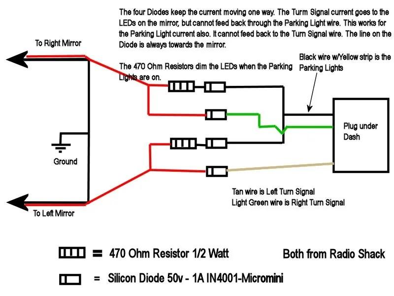 2014 F 150 Mirror Wiring Diagram Wiring Diagram