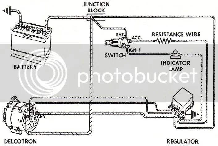 4 Wire Gm Alternator Wiring Diagram 12v - Wiring Diagram Third Level