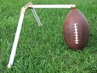 Football-Kicking-Holder-Tee-Field-Goal-GOLD-HOLD