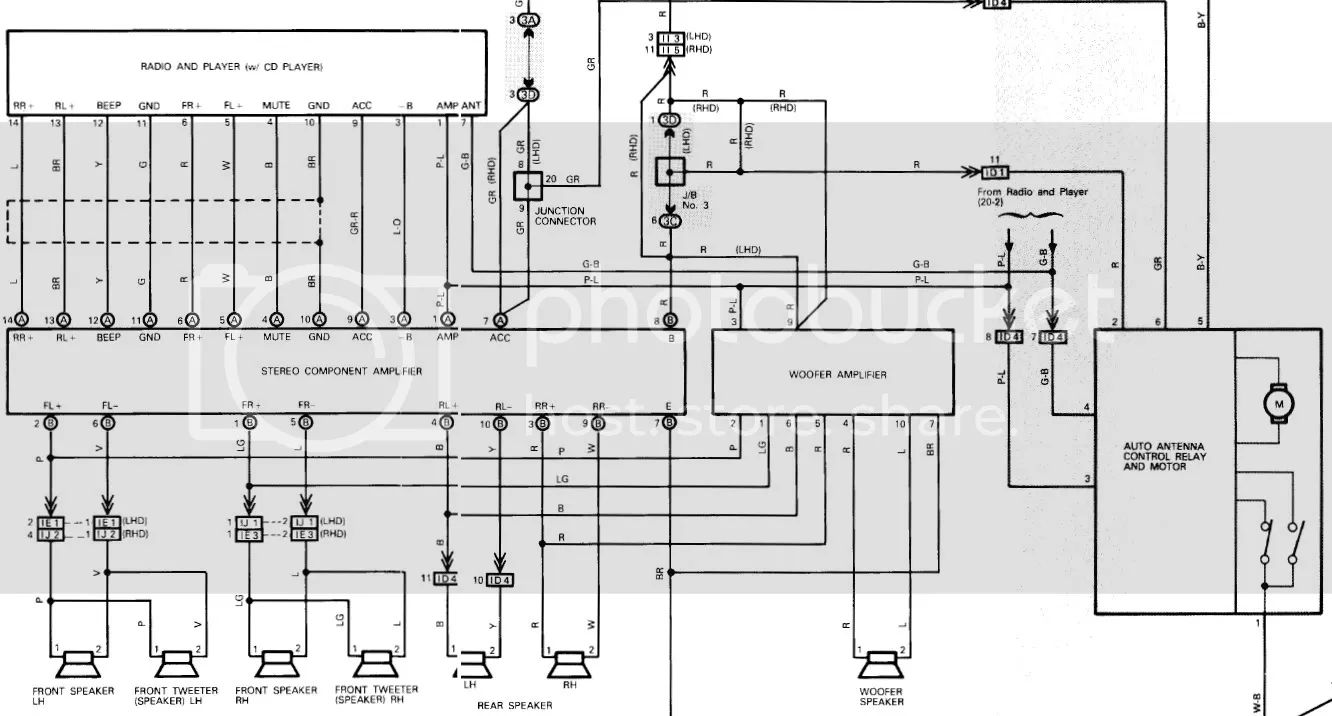 view topic speaker fitment wiring diagrams please contribute