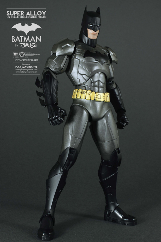 DC Comics New 52 Super Alloy Figures by Play Imaginative - The Green
