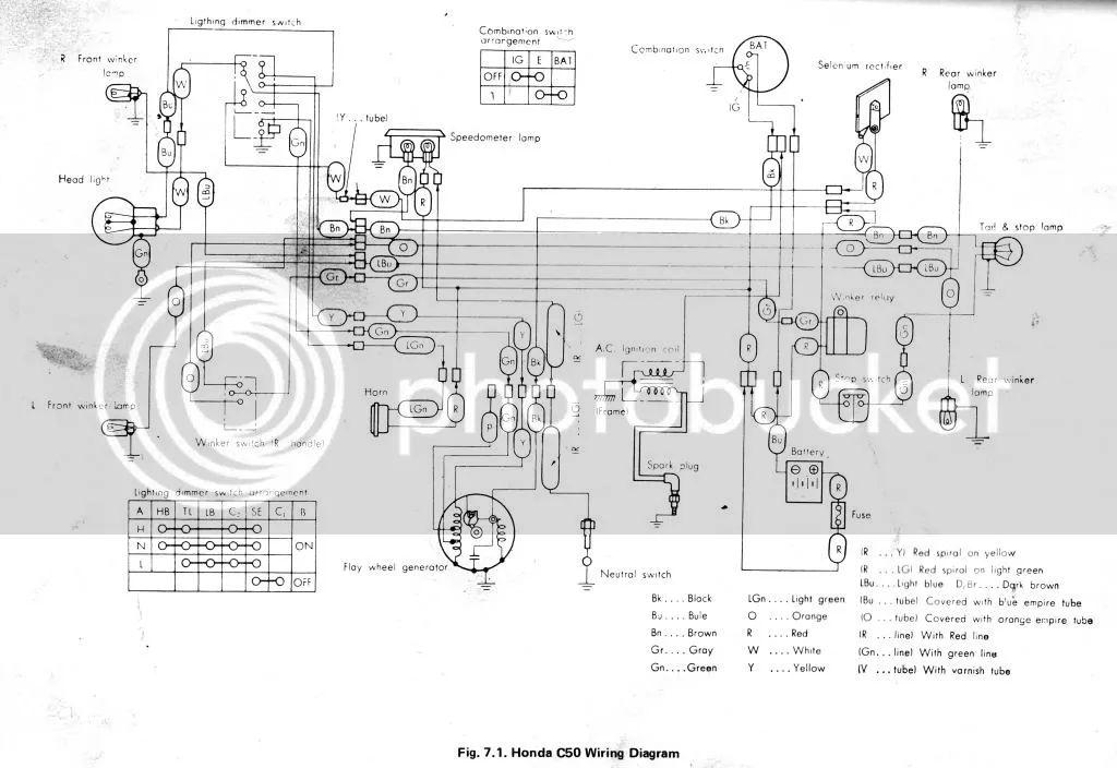 building a honda pit bike
