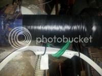 cast iron drain pipe repair