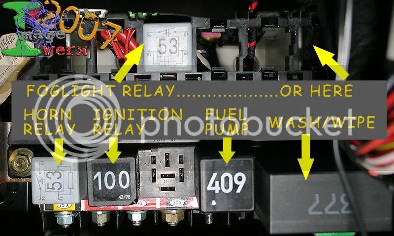Wondrous Vw Golf Fuse Diagram Auto Electrical Wiring Diagram Wiring 101 Akebretraxxcnl