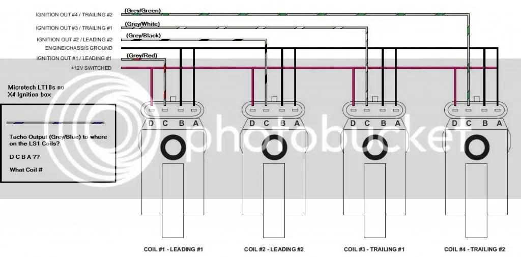 L2 Coil Not firing spark LS1 Coils LT10s - AusRotary
