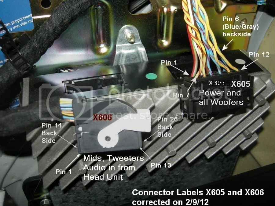 2000 528i line output converter/amplifier install questions