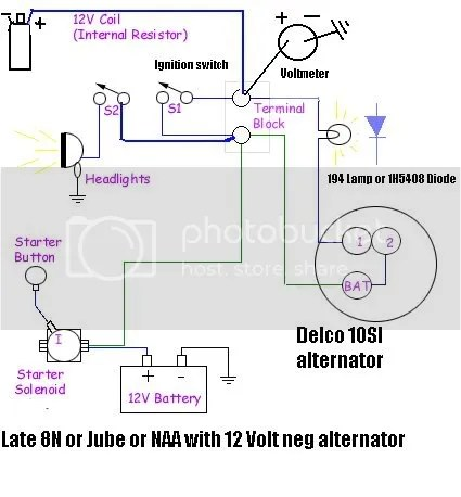 12 Volt Meter Wiring Diagram Wiring Diagram
