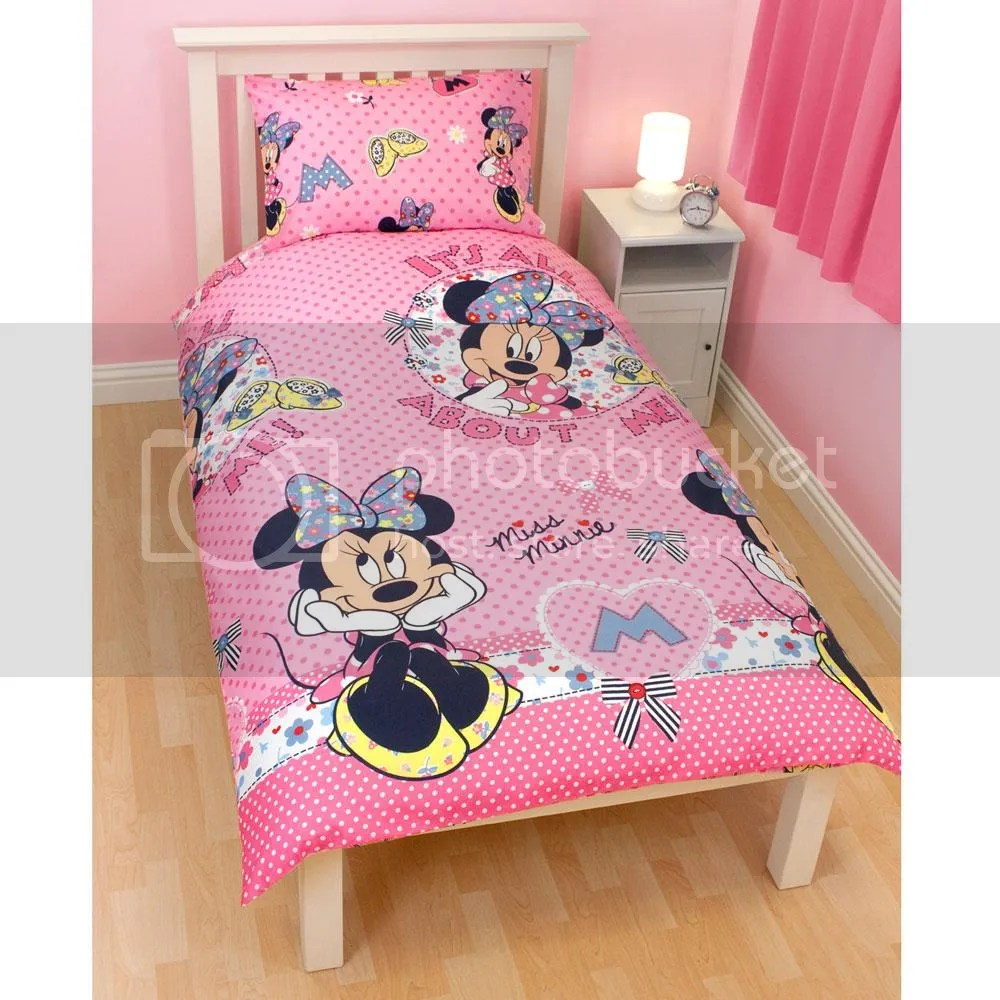Minnie Mouse Bettwäsche 135x100 Bettwäsche 135x200 Minnie Mouse