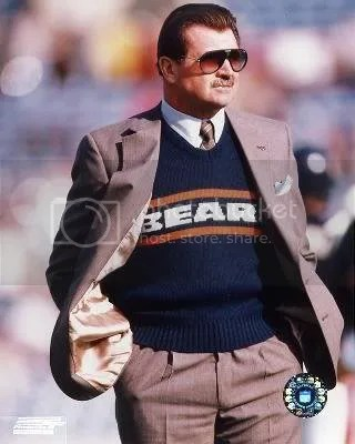 Mike Ditka, The 80s Bears.  True Americans.